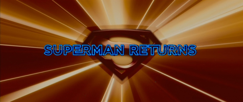 superman the movie opening