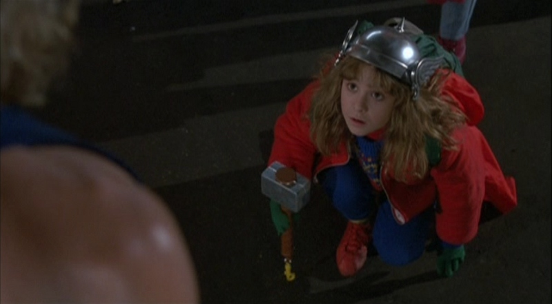 Super Movie Monday Adventures In Babysitting Hero Go Home