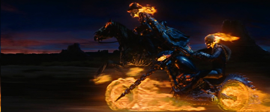 ghost rider videos the last ride