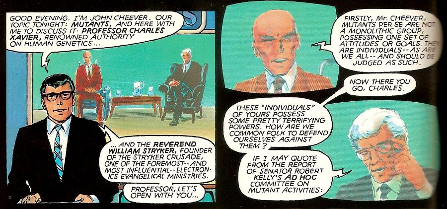 17 - Les comics que vous lisez en ce moment - Page 28 XMenGodLovesTVDebate