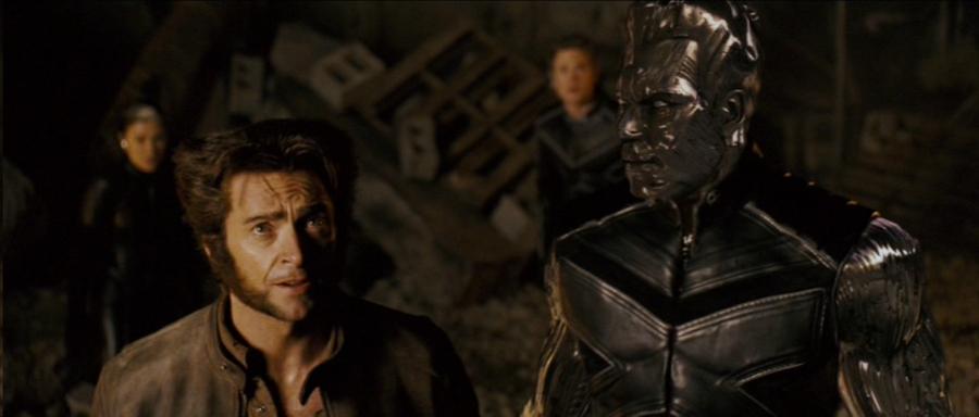 X Men The Last Stand Colossus Super Movie Mon...