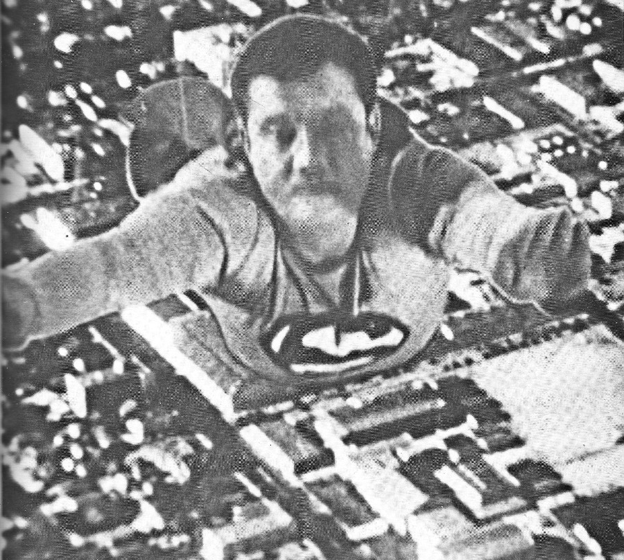 SupermanPanicintheSky