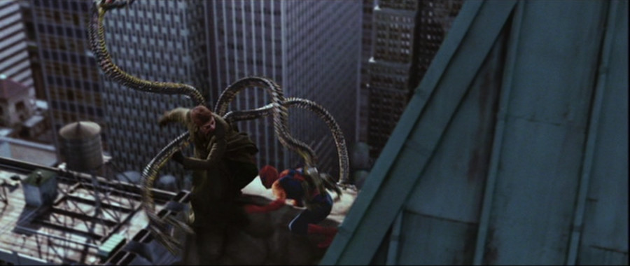 SpiderMan2OpeningBell