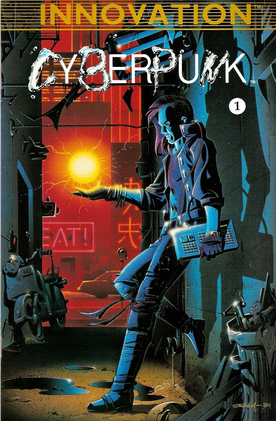 Cyberpunk #1