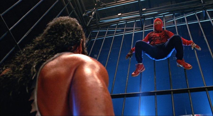 Spider-ManCageMatch