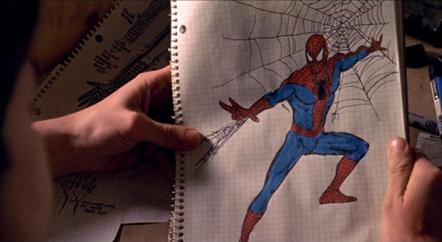 Spider-ManCostumeDesign